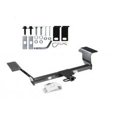 "Pro Series Trailer Tow Hitch For 00-09 LeSabre Lucerne Aurora Bonneville 1-1/4"" Receiver"
