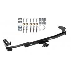 "Pro Series Trailer Tow Hitch For 05-07 Ford 500 Freestyle 08-09 Taurus Sable 1-1/4"" Receiver"
