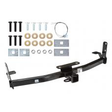 "Pro Series Trailer Tow Hitch For 05-17 Chevy Equinox 10-17 GMC Terrain 2"" Receiver Class 3"