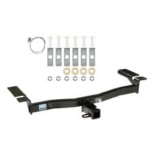 "Pro Series Trailer Tow Hitch For 07-14 Ford Edge 07-15 Lincoln MKX Class 3 2"" Towing Receiver"