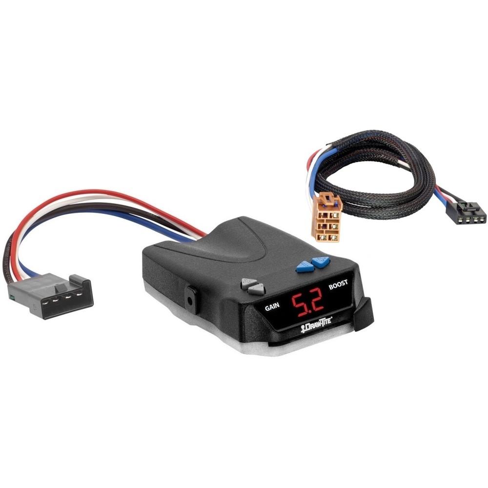 trailer brake control for 00-02 gmc yukon xl 1500 2500 01-02 yukon xl 1500  denali w/ plug play wiring