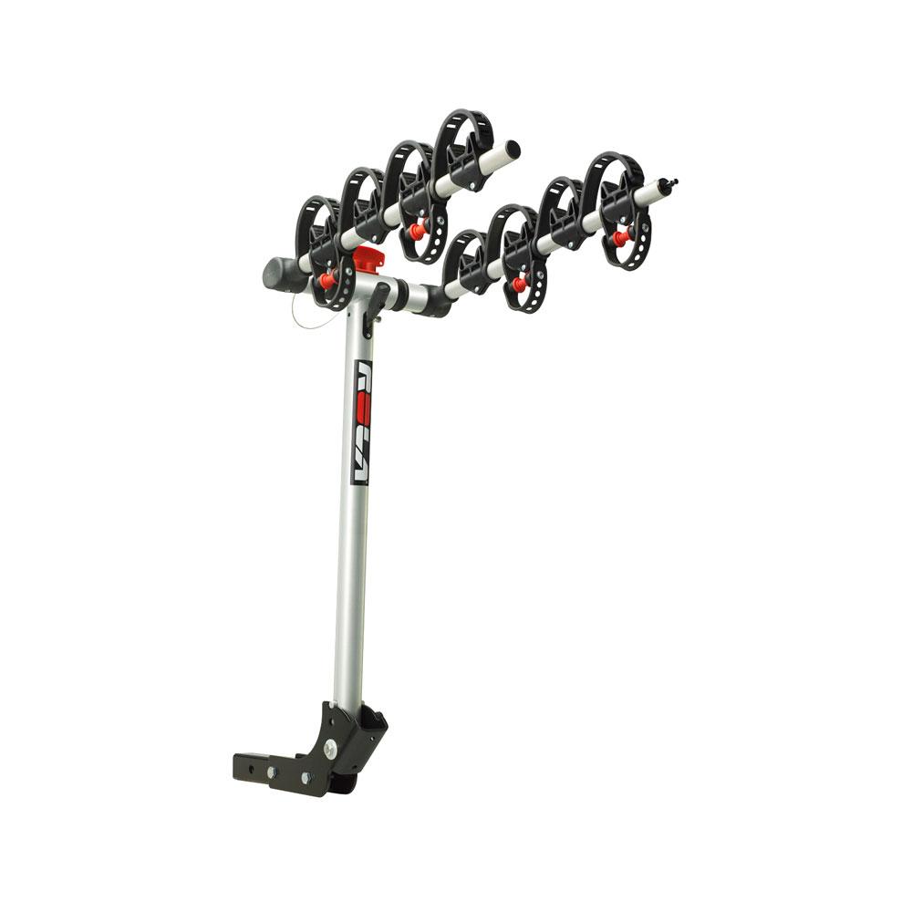 rola 4 bike carrier rack for car truck suv w   2 u0026quot  hitch
