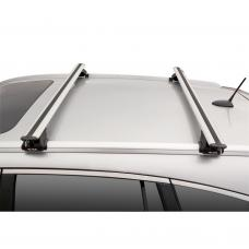 Roof Rack fits 12-16 Honda CR-V w/Factory Rails Roof Rack Cross Bars Rola Easy Mount Roof Top