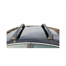 Rola Roof Rack fits 09-13 Mazda 6 Sedan without Factory Rails Roof Rack Cross Bars Rola Easy Mount Roof Top