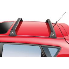 Rola Roof Rack fits 03-10 Pontiac Vibe Toyota Matrix without Factory Rails Roof Rack Cross Bars Rola Easy Mount Roof Top