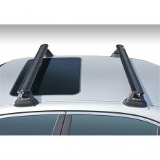 Rola Roof Rack fits 99-18 BMW 2 3 4 Series Sedan and Coupe 01-12 M3 08-09 Saturn Astra Roof Rack Cross Bars Rola Easy Mount Roof Top