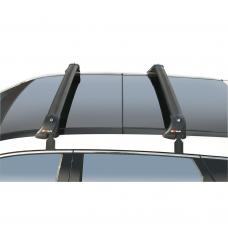 Rola Roof Rack fits 13-18 Hyundai Santa Fe without Factory Rails Roof Rack Cross Bars SE GLS Sport Limited Easy Mount Roof Top