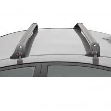 Rola Roof Rack fits 11-14 Hyundai Sonata without Factory Rails Roof Rack Cross Bars Rola Easy Mount Roof Top