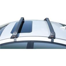 Rola Roof Rack fits 11-16 Hyundai Elantra Sedan without Factory Rails Roof Rack Cross Bars Rola Easy Mount Roof Top