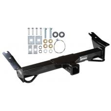 Front Mount Trailer Tow Hitch For 84-01 Jeep Cherokee 84-90 Wagoneer Comanche