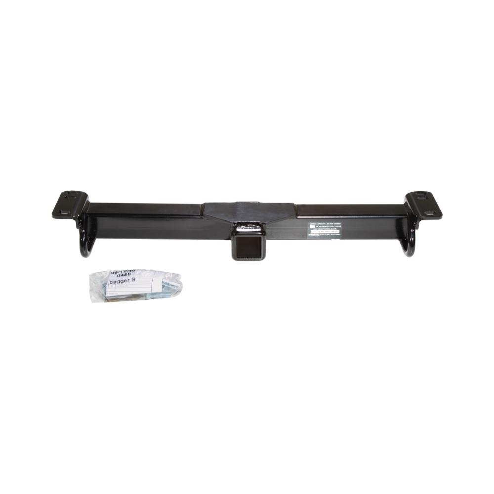Front Mount Trailer Tow Hitch For 87 Tj
