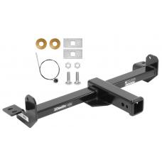 Front Mount Trailer Tow Hitch For 11-19 Chevy Silverado GMC Sierra 2500 3500 HD Except Denali