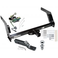 "Trailer Tow Hitch For 89-95 Toyota Pickup Complete Package w/ Wiring and 1-7/8"" Ball"