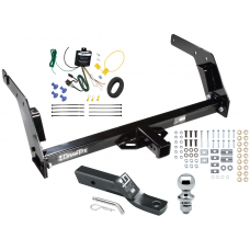 "Trailer Tow Hitch For 84-88 Toyota Pickup Complete Package w/ Wiring and 1-7/8"" Ball"