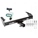 Trailer Tow Hitch For 67-84 GMC 73-84 Chevy C/K Pickup w/ Wiring Harness Kit