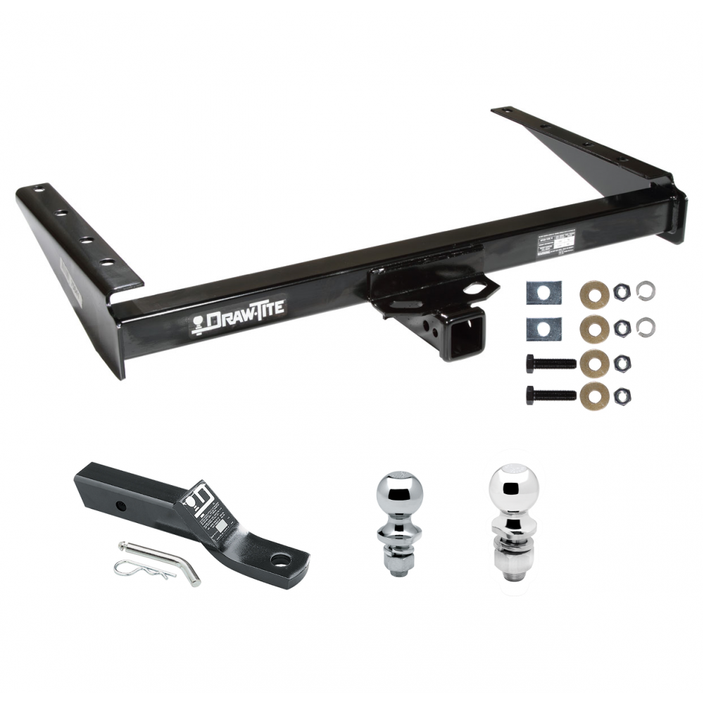 Trailer Tow Hitch For 93-98 Jeep Grand Cherokee ZJ 93 Grand Wagoneer