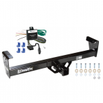 Trailer Tow Hitch For 1991 Isuzu Rodeo w/ Wiring Harness Kit