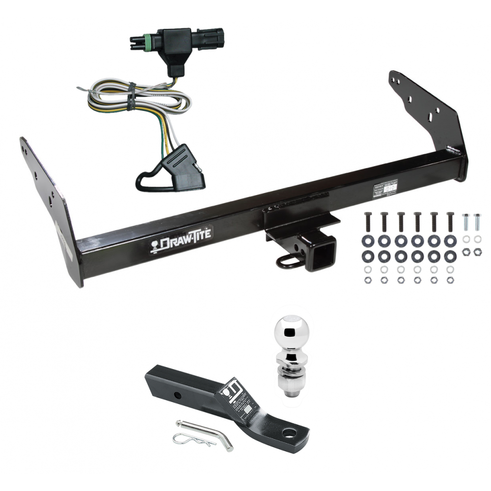 Trailer Tow Hitch For 85
