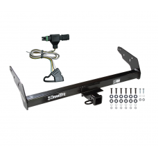 Trailer Tow Hitch For 85-97 Chevy S10 GMC S15 Isuzu Hombre w/Step Bumper w/ Wiring Harness Kit
