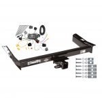 Trailer Tow Hitch For 2003 Ford Windstar (Built After 11/2002) w/ Wiring Harness Kit