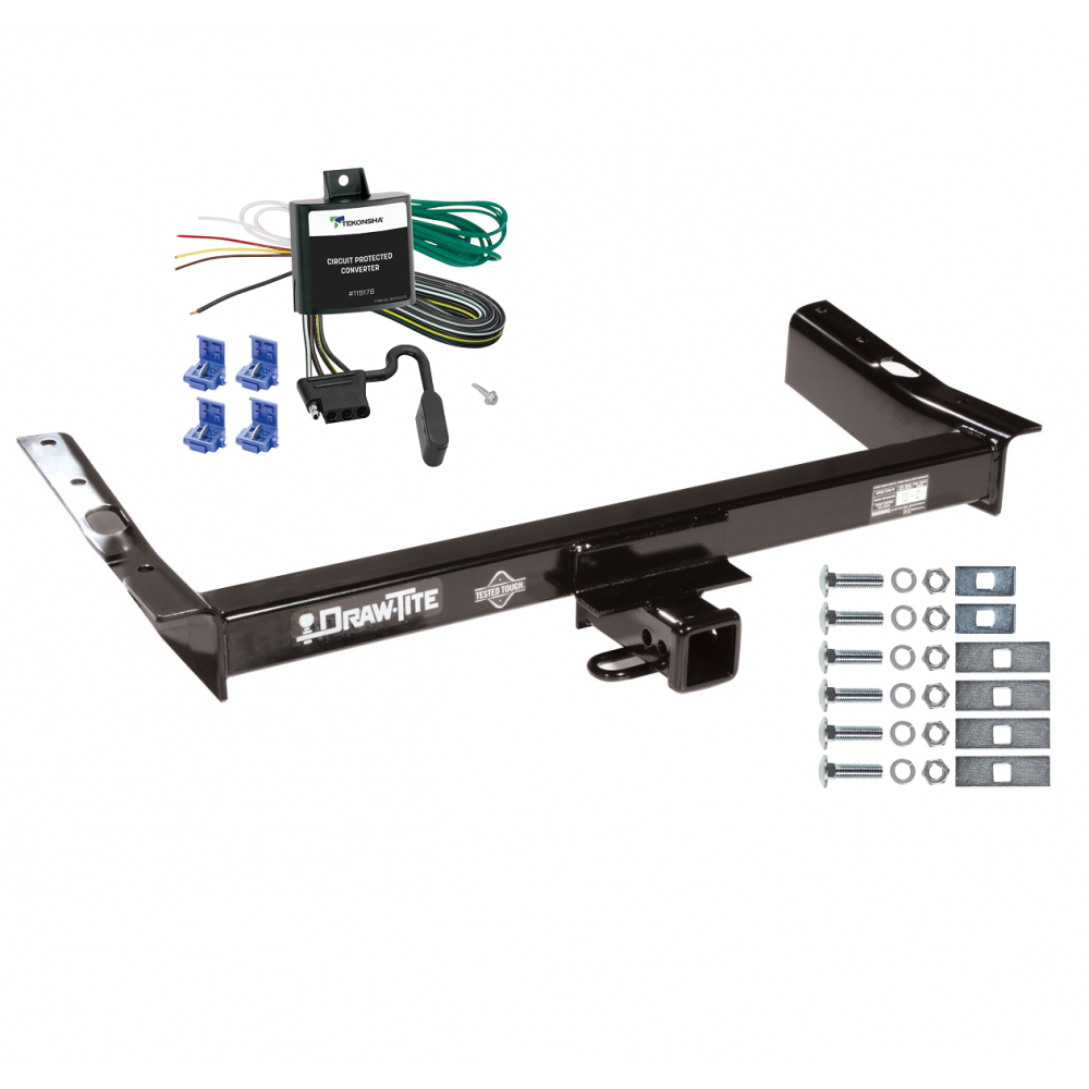 [SCHEMATICS_48YU]  Trailer Tow Hitch For 95-98 Ford Windstar w/ Wiring Harness Kit | Ford Windstar Trailer Wiring Harness |  | TrailerJacks.com