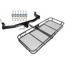 Trailer Tow Hitch For 97-02 Ford Expedition Lincoln Navigator Basket Cargo Carrier Platform w/ Hitch Pin