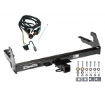 Trailer Tow Hitch For 2004 Dodge Dakota w/ Wiring Harness Kit
