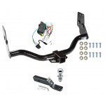 """Trailer Tow Hitch For 96-04 Nissan Pathfinder 97-03 Infiniti QX4 Complete Package w/ Wiring and 1-7/8"""" Ball"""