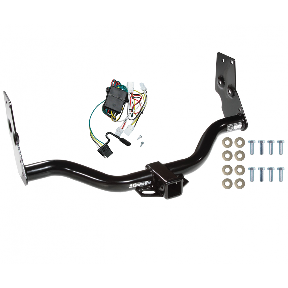 Phenomenal Trailer Tow Hitch For 96 04 Nissan Pathfinder 97 03 Infiniti Qx4 W Wiring Cloud Ratagdienstapotheekhoekschewaardnl