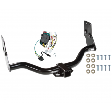 Trailer Tow Hitch For 96-04 Nissan Pathfinder 97-03 Infiniti QX4 w/ Wiring Harness Kit