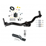 "Trailer Tow Hitch For 95-01 Ford Explorer 97-01 Mercury Mountaineer PKG w/ Wiring and 2"" Ball"