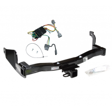 Trailer Tow Hitch For 1998 Mercury Villager Nissan Quest w/ Wiring Harness Kit