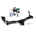 Trailer Tow Hitch For 93-97 Mercury Villager Nissan Quest w/ Wiring Harness Kit