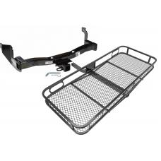 Trailer Hitch For 93-98 Mercury Villager Nissan Quest Basket Cargo Carrier Platform w/ Hitch Pin