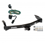 Trailer Tow Hitch For 94-98 Dodge B-Series Van w/ Wiring Harness Kit
