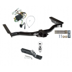 """Trailer Tow Hitch For 96-02 Toyota 4Runner Complete Package w/ Wiring and 2"""" Ball"""