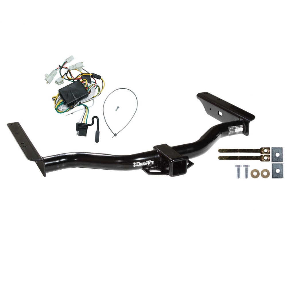 trailer tow hitch for 96-02 toyota 4runner w/ wiring ... toyota 4runner trailer wiring diagram 96 toyota 4runner trailer wiring