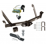 "Trailer Tow Hitch For 01-02 Ford Explorer 2 Dr. Sport Complete Package w/ Wiring and 1-7/8"" Ball"