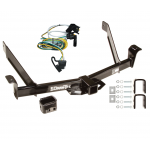Trailer Tow Hitch For 95-01 Ford Explorer 97-01 Mercury Mountaineer w/ Wiring Harness Kit
