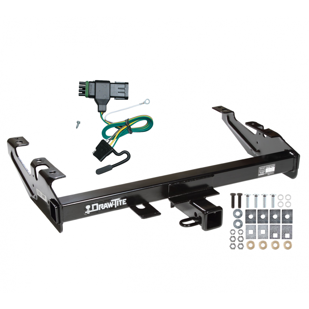 Trailer Tow Hitch For 88