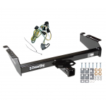 Trailer Tow Hitch For 95-02 Dodge Ram 1500 2500 3500 w/ Wiring Harness Kit