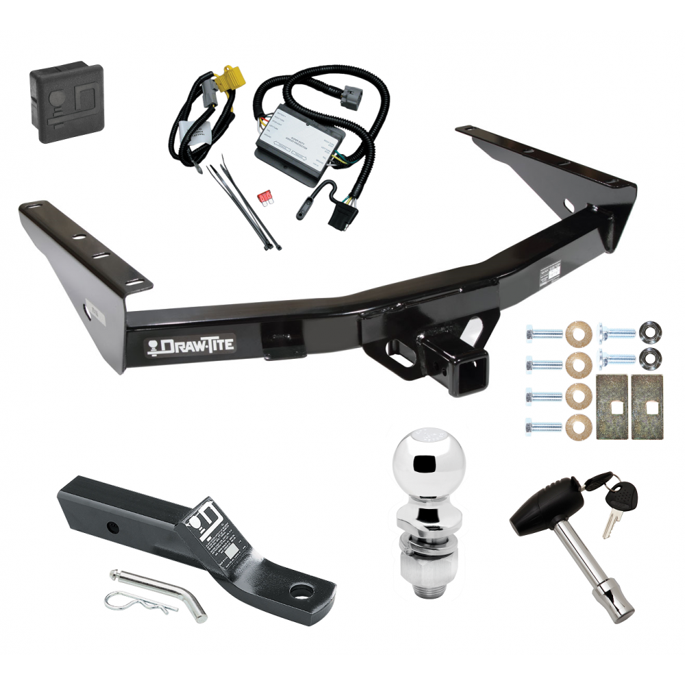 Trailer Tow Hitch For 2000 Toyota Tundra Deluxe Package