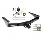 Trailer Tow Hitch For 03-06 Toyota Tundra without Factory Towable Bumper w/ Wiring Harness Kit