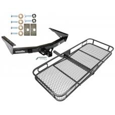 Trailer Tow Hitch For 00-06 Toyota Tundra All Styles Basket Cargo Carrier Platform w/ Hitch Pin