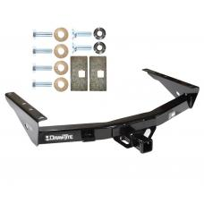 """Trailer Tow Hitch For 00-06 Toyota Tundra without Factory Towable Bumper 2"""" Towing Receiver Class 3"""