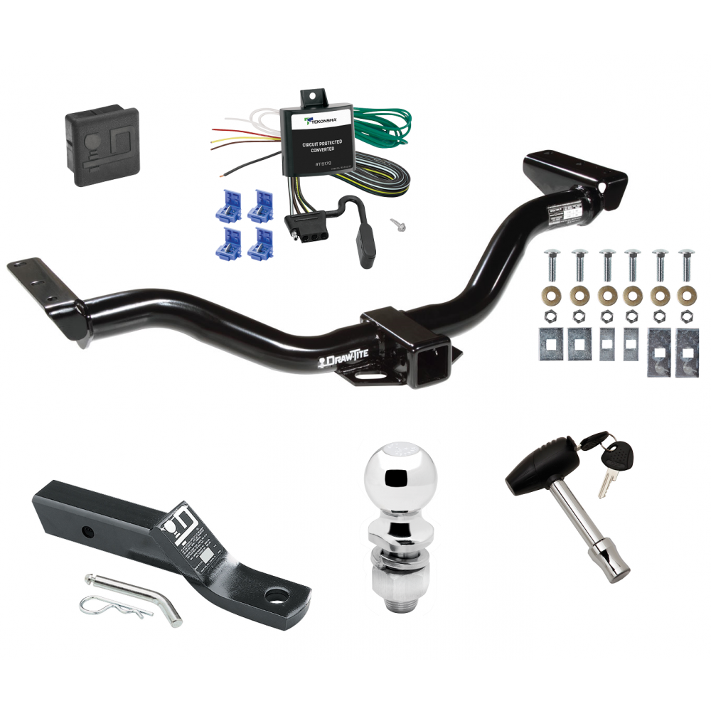 trailer tow hitch for 00 04 nissan xterra deluxe package. Black Bedroom Furniture Sets. Home Design Ideas