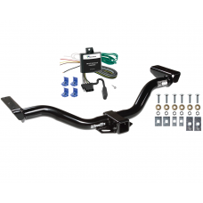 Trailer Tow Hitch For 00-04 Nissan Xterra w/ Wiring Harness Kit