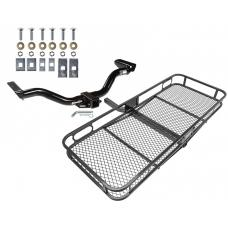 Trailer Tow Hitch For 00-04 Nissan Xterra All Styles Basket Cargo Carrier Platform w/ Hitch Pin