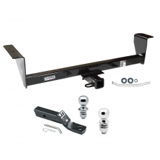 """Trailer Tow Hitch For 01-06 Mitsubishi Montero Except Sport Receiver w/ 1-7/8"""" and 2"""" Ball"""