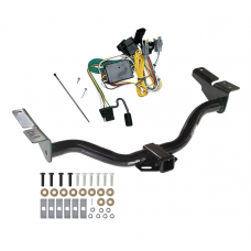 Trailer Tow Hitch For 01-03 Ford Escape Mazda Tribute w/ Wiring Harness Kit